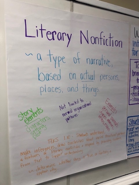 What is Literary Nonfiction Exactly?