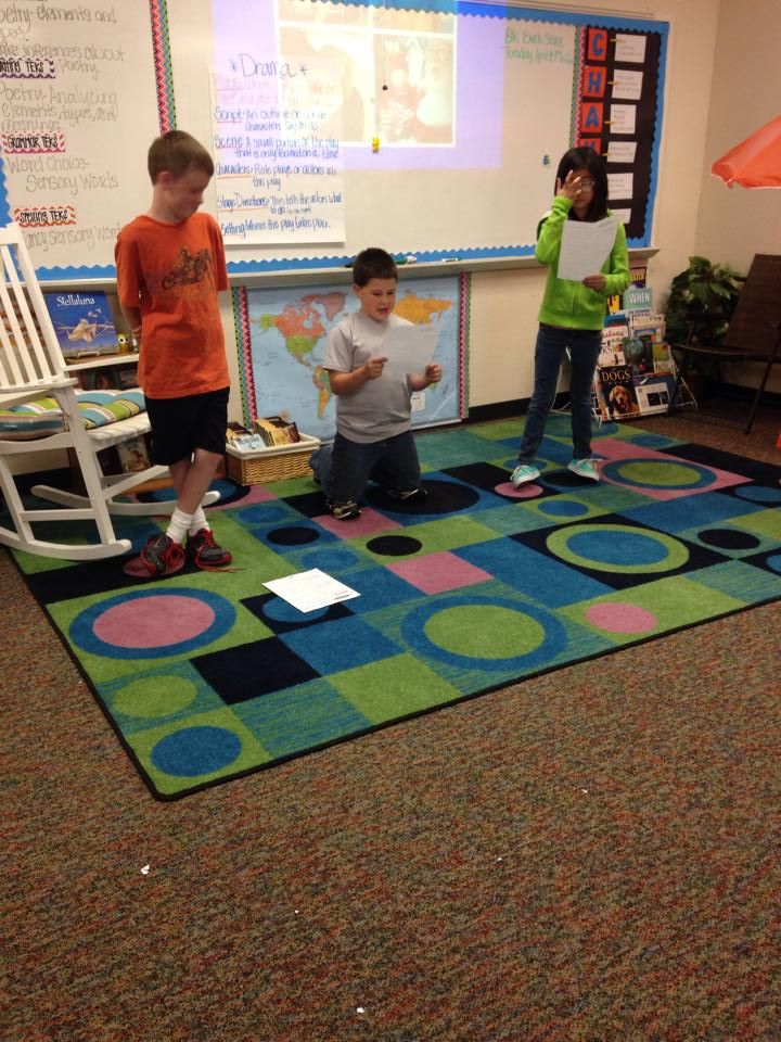 Acting Out Your Fluency